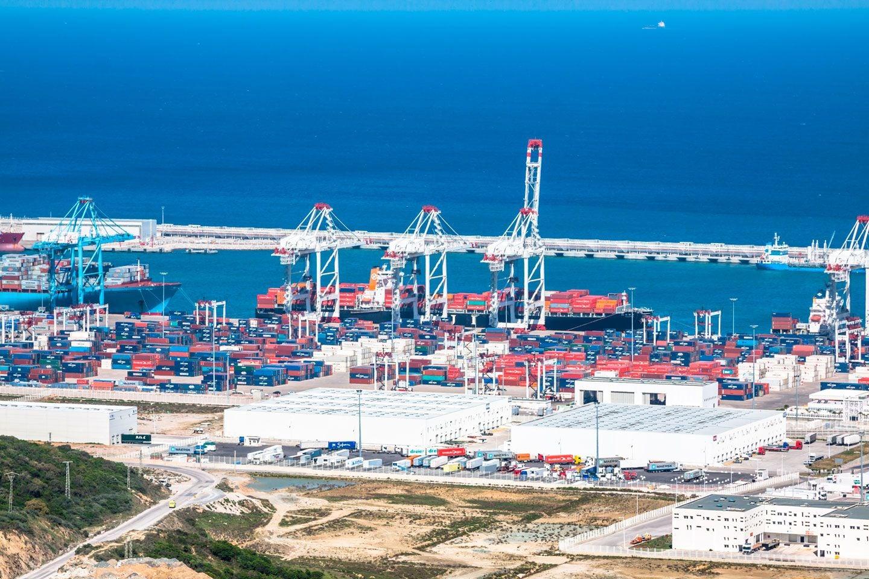 Tanger Med, un complexe portuaire de dimension mondiale